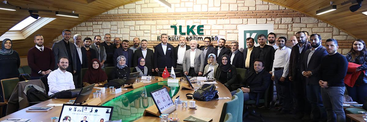 STK'larda Kapasite Geliştirme Çalıştayı 3: STK'ların Kamu, İş Dünyası ve Uluslararası İlişkilerini Konumlandırma